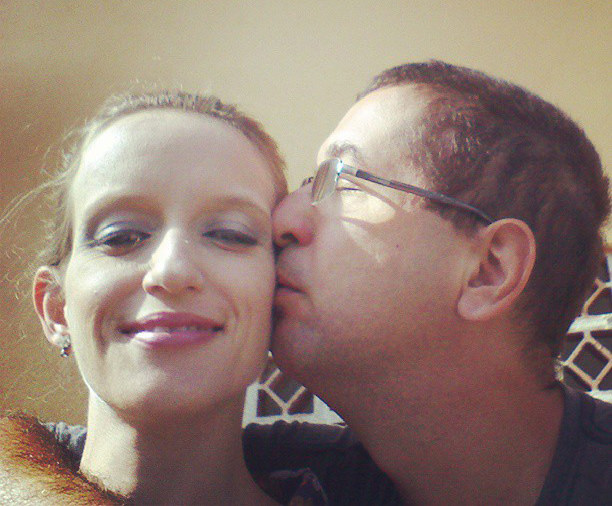 Géssica Hellmann e Alex Oliveira