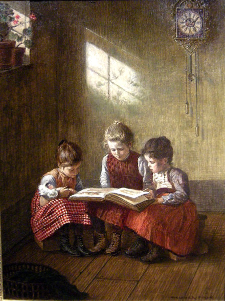 Walter Firle, 1859-1929. A good picture book.