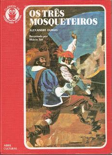 Os Três Mosqueteiros, Alexandre Dumas