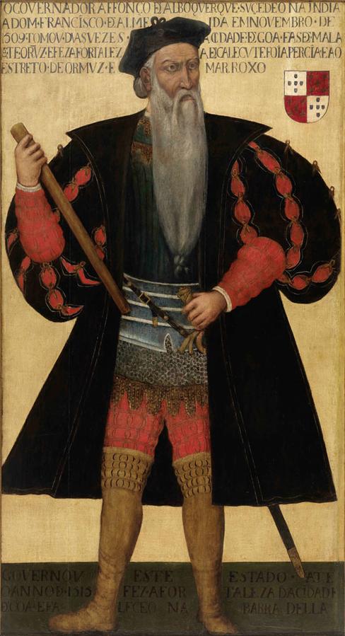 Afonso de Alburquerque (1453 a 1515).