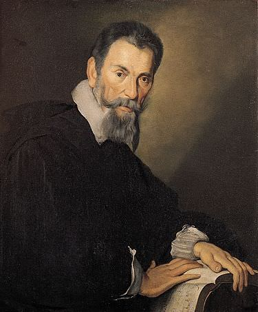 Bernardo Strozzi - Claudio Monteverdi (c.1630)